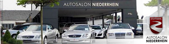 Autosalon Niederrhein